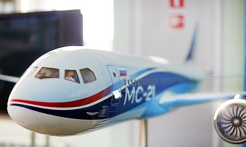 Дебют самолёта МС-21 состоится 8июня вИркутске