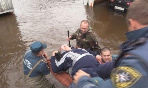 Уровень воды снизился нареках Иркут, Олха иУшаковка вИркутском районе