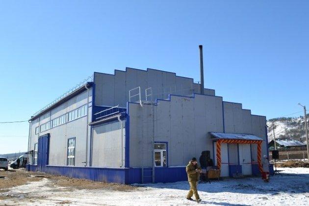 Для охраны Байкала построили очистные здания за70 млн руб.
