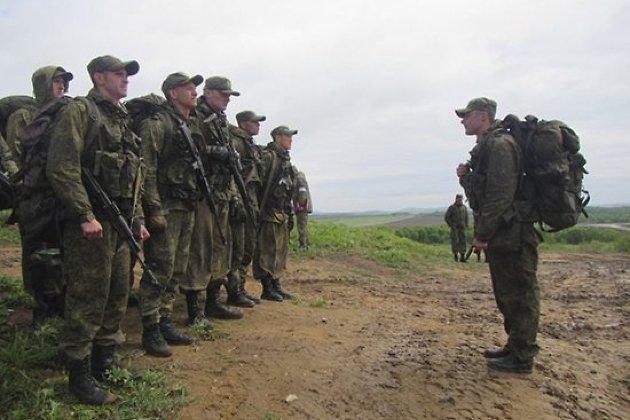 Наилучших военных разведчиков выбрали под Новосибирском
