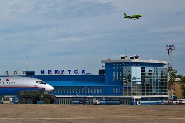 аэропорта Иркутска,