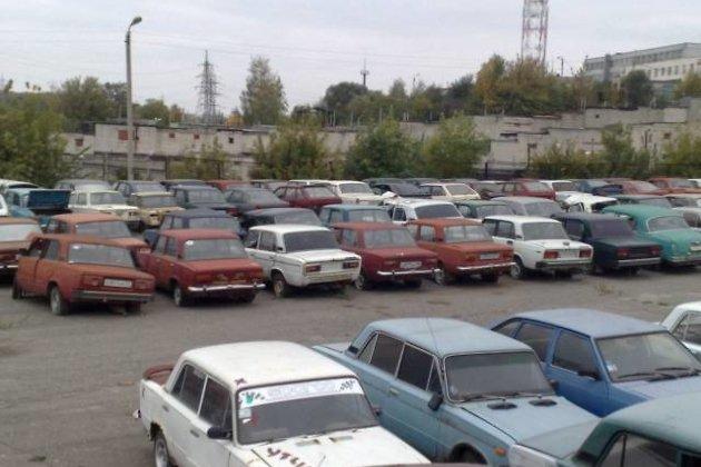 Сегодня вступили всилу новые правила эвакуации авто