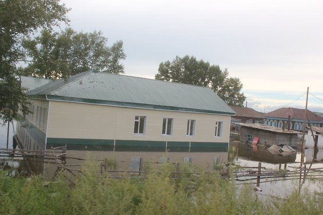 Уровень воды вИркуте, Олхе иУшаковке продолжает понижаться — МЧС