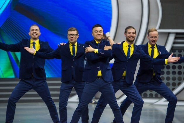 Команда КВН изБрюховецкой стала участником Высшей Лиги клуба