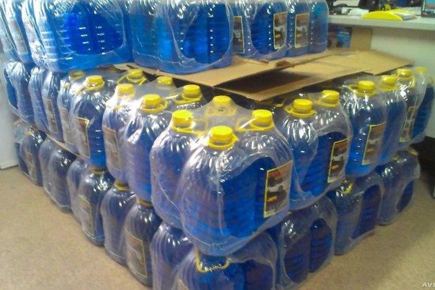 Встеклоомывающей жидкости «Даль» найден метанол— Роспотребнадзор предупреждает