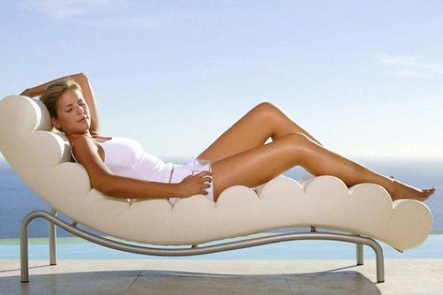 Почему в солярии плохо загорают ноги