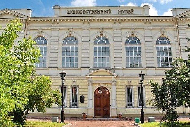 QR-коды для считывания информации обэкспонатах появились вхудожественном музее Иркутска