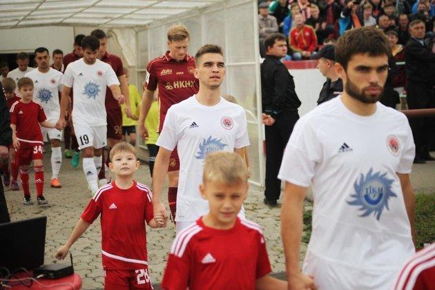 Футболисты «Читы» обыграли барнаульское «Динамо» ивышли вФНЛ