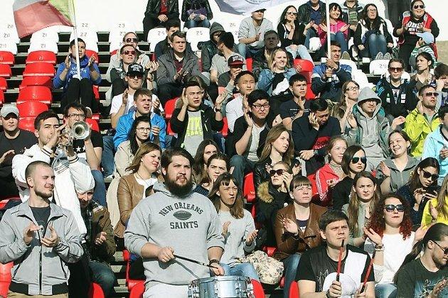 ОмскийФК «Иртыш» достиг первой победы вновом сезоне