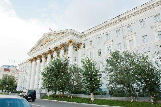 Следователи провели обыск вкабинете руководителя ЗабЖД
