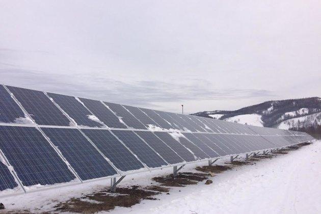 ВЗабайкалье введена уникальная солнечно-дизельная электростанция