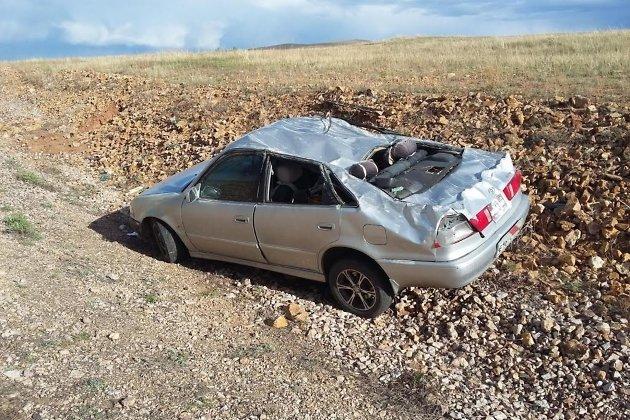Три человека погибли, еще двое ранены вДТП вЗабайкальском крае