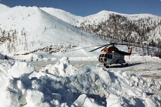 Туристку спереломами вывезли вертолетом изалтайских гор