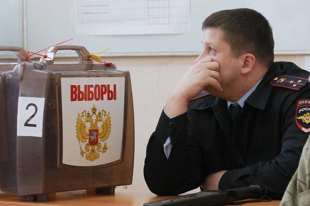 2900 служащих ОВД обеспечат охрану социального порядка навыборах вНижегородской области
