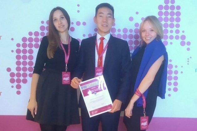Студентка изКирова одолела вконкурсе «Доброволец России»