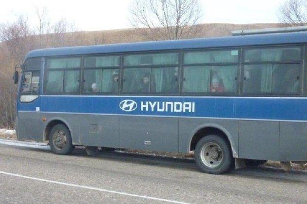 ВЗабайкалье перевернулся автобус сдетской спортивной командой изМонголии