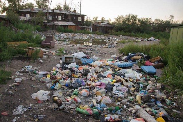 схемы очистки города от