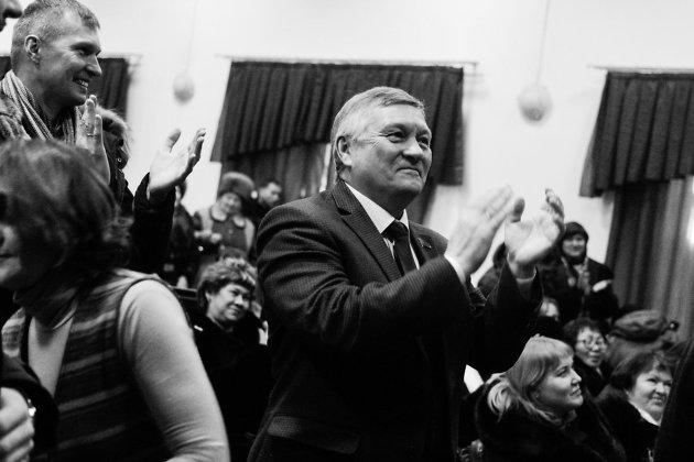 Сергей Михайлов, первый заместитель председателя Законодательного собрания Забайкальского края