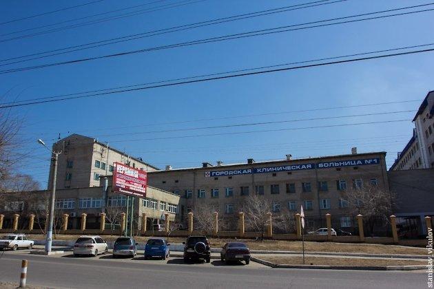 Городская больница в ростове на дону