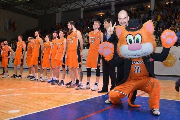 Баскетбольная команда изИркутска проиграла натурнире самарчанам
