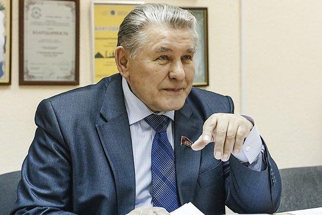 Депутат заксобрания Забайкалья от КПРФ Сергей Сутурин