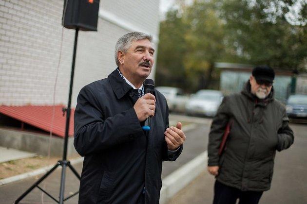 Заместитель руководителя городской администрации Александр Глущенко