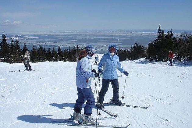 Само собой лыжи