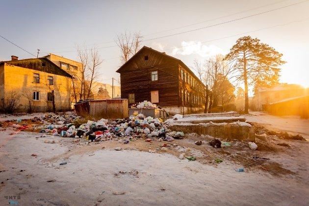 ул. Таёжная в январе 2019 года