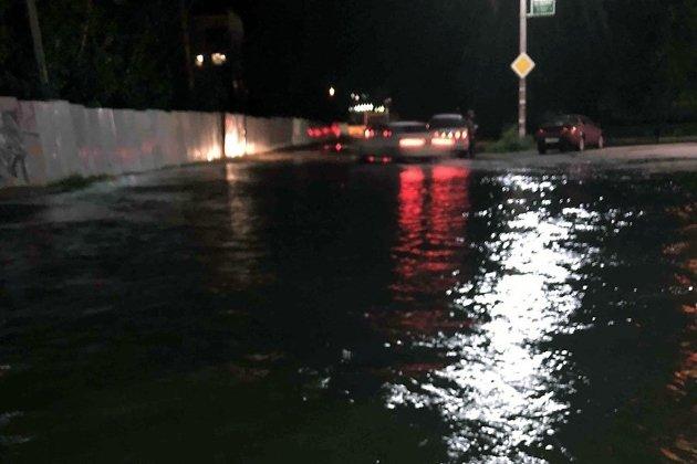 Улица Малая, Чита, 10 июля 2018 г