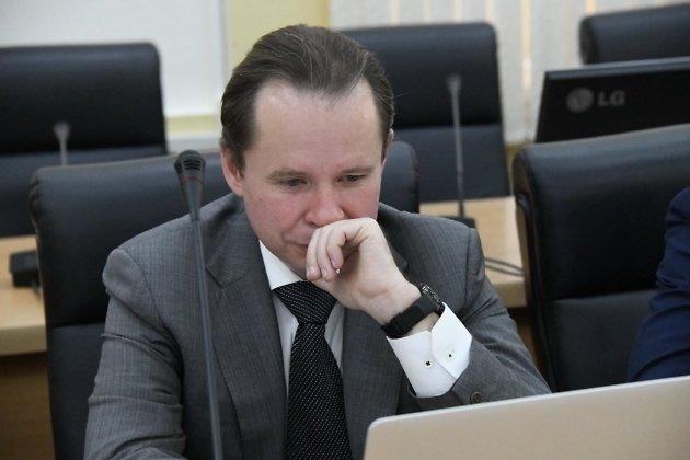 Михаил Чуркин, вице-премьер правительства Забайкалья
