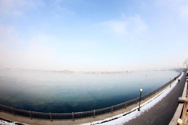 Патриотический заплыв состоится 7мая вИркутске