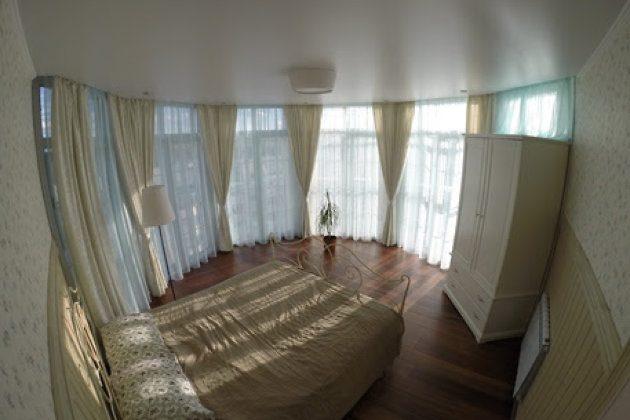 Пример балконного остекления - вид изнутри