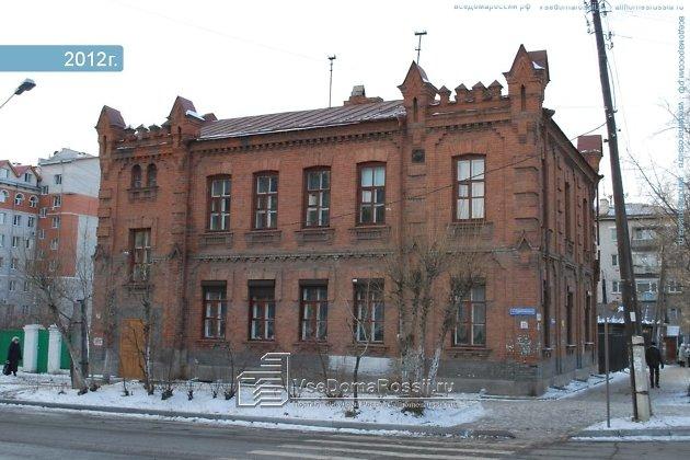Здание бывшего лицея