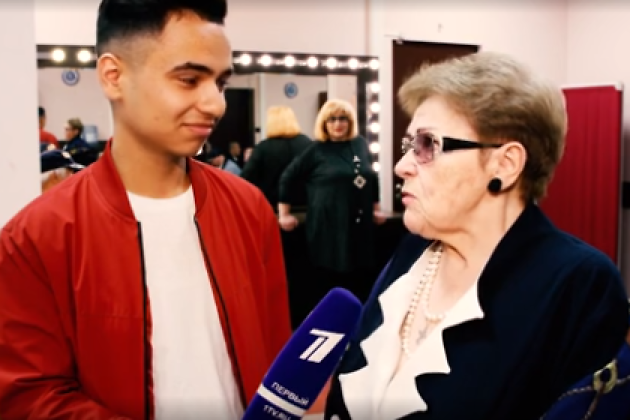 Интервью с Нелли Агафоновой