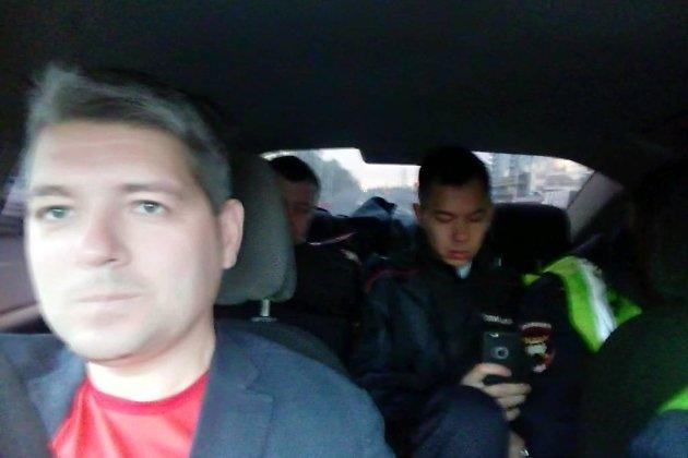 ВИркутске задержан глава местного штаба Навального