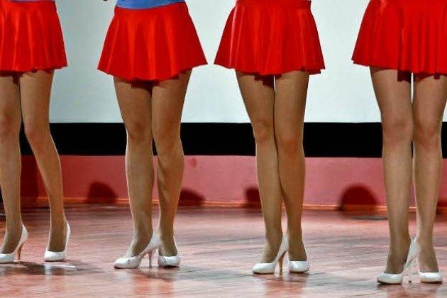 ножки телеведущих фото
