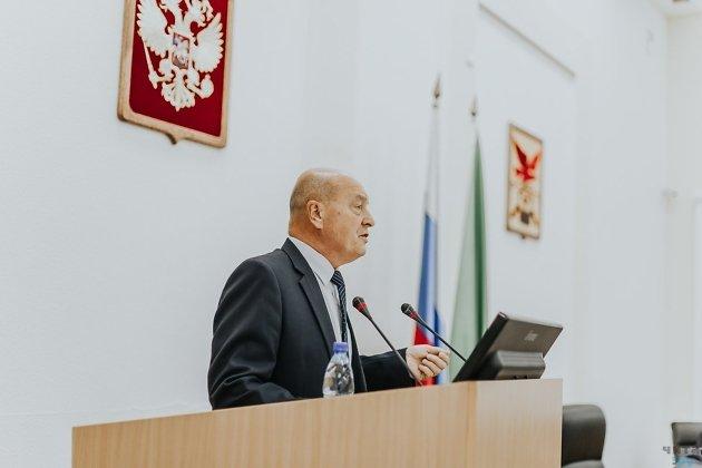 Николай Мерзликин, депутат Законодательного собрания (КПРФ)
