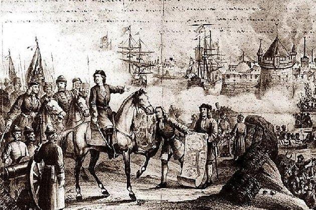 2-й Азовский поход Петра I