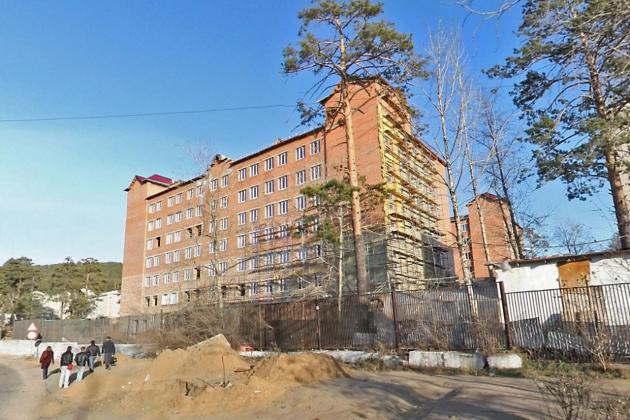 Краевой онкологический центр