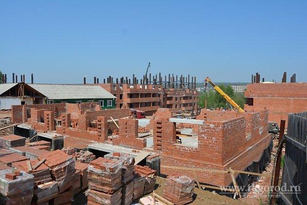 ВБратске выявили кражу млн руб. при строительстве муниципального жилья