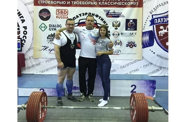 Леонид Яновский, Владимир Колтаков и Мария Плешакова