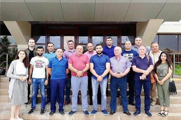 Члены автономии армян