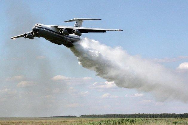 РежимЧС из-за лесных пожаров введен еще водном районе Приморья