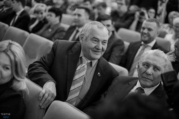 Коммунист Юрий Гайдук, который не смог преодолеть муниципальный фильтр на выборах губернатора