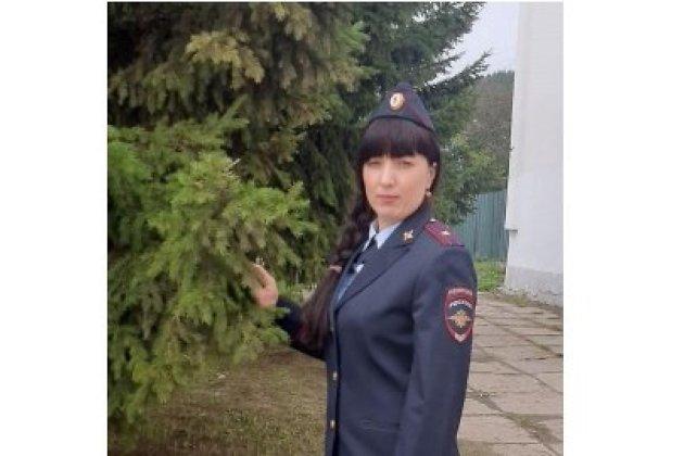 Народный участковый Забайкальского края - 202 Кристина Чернышова