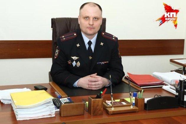 ВЧите прошли обыски вкабинете начальника оперативно-розыскной части УМВД