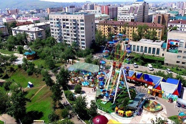 Парк Дома офицеров