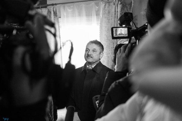 Сити-менеджер Читы Олег Кузнецов