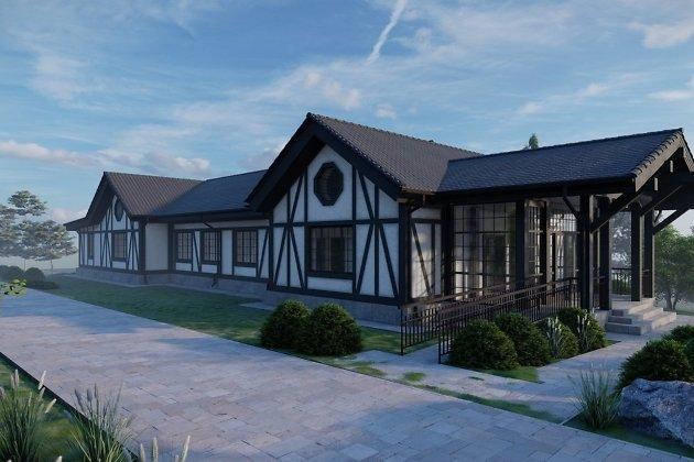Проект санаторно-курортного комплекса