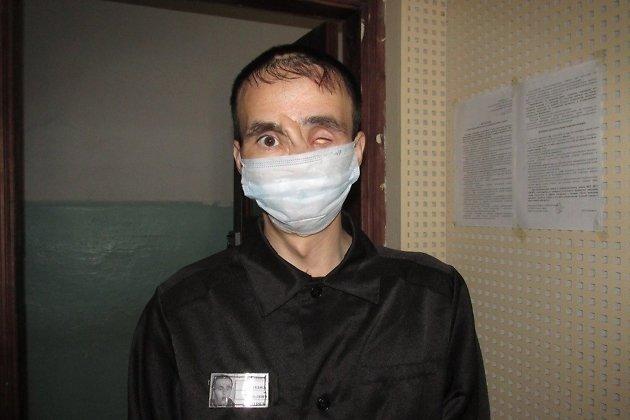 Осуждённый Баранов